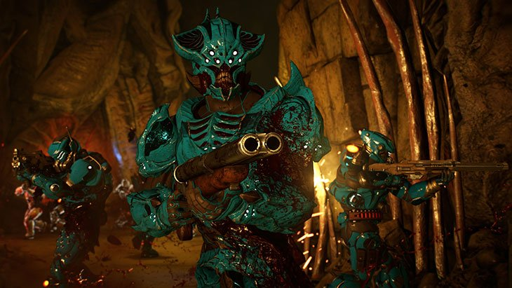 Bethesda confirma beta aberta do novo Doom