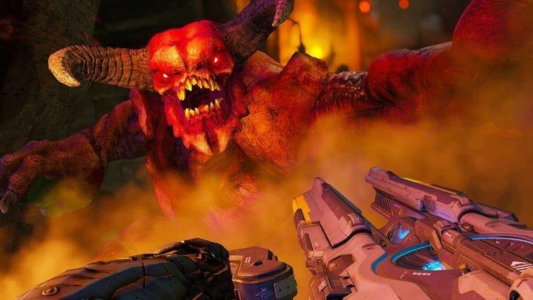 Beta aberta do novo Doom é detalhada pela Bethesda