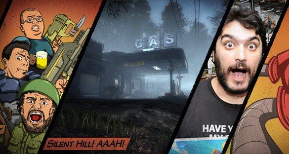 Silent Hill: Por Água Abaixo!