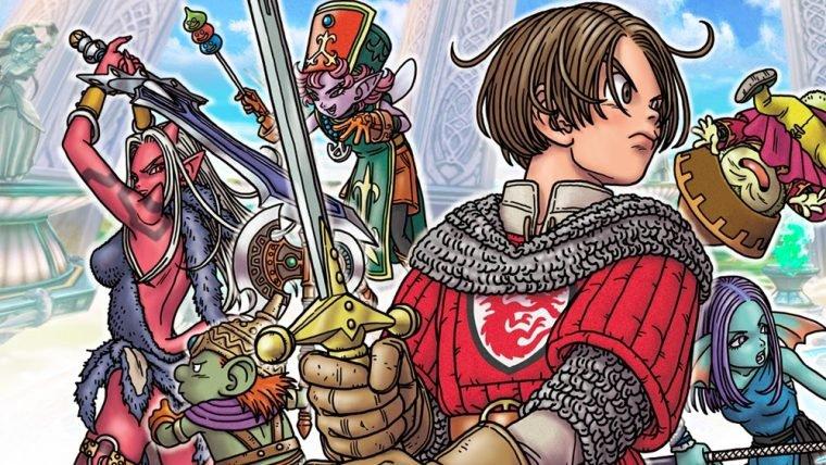Novo Dragon Quest será anunciado próxima terça (28)