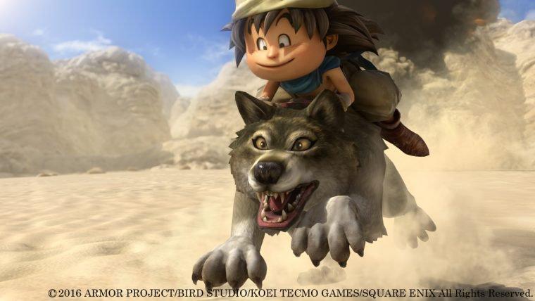 Novas imagens de Dragon Quest Heroes II são divulgadas