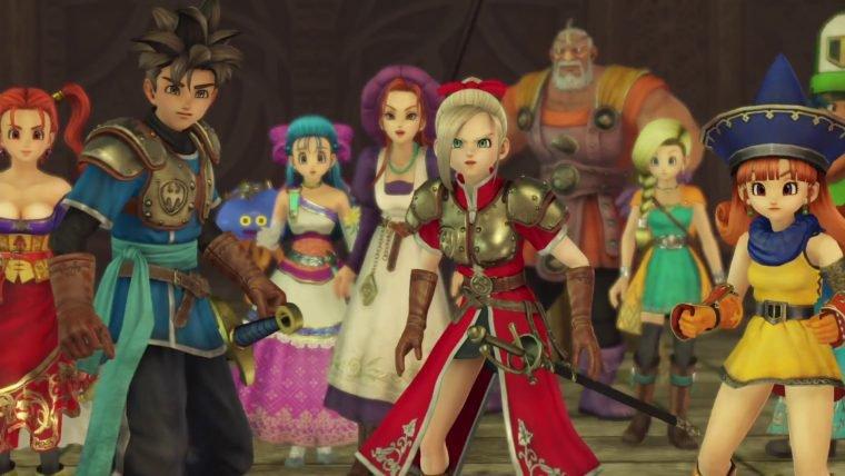 Novo trailer de Dragon Quest Heroes dá uma geral no jogo