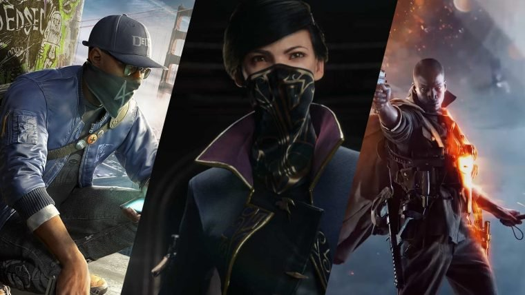 E3 2016 | EA, Bethesda e Ubisoft preparam suas armas