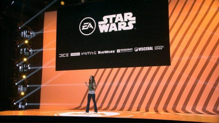 E3 2016 | EA mostra o que esperar dos jogos de Star Wars nos próximos anos