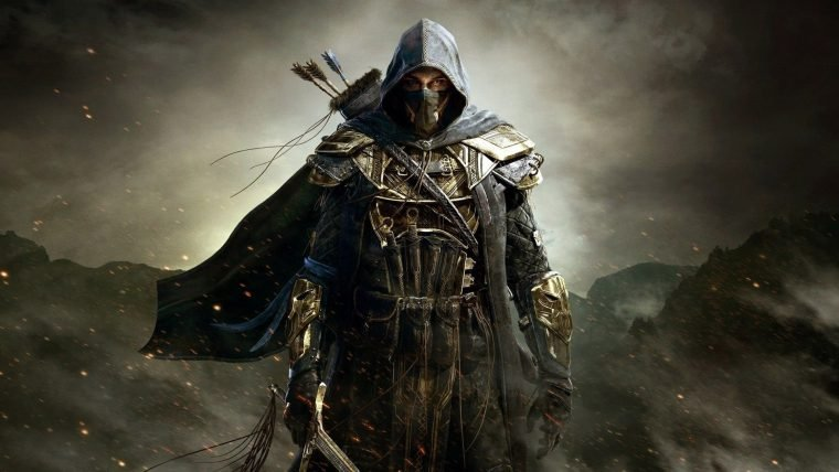 Novo patch de Elder Scrolls Online no PS4 tem 16GB