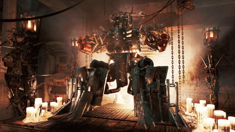 Primeiro DLC de Fallout 4, Automatron, ganha data de lançamento