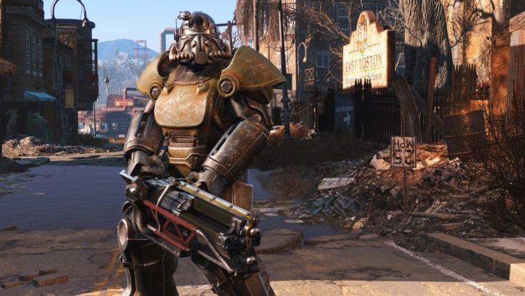 Fallout 4: mais cópias digitais do que físicas foram vendidas no lançamento