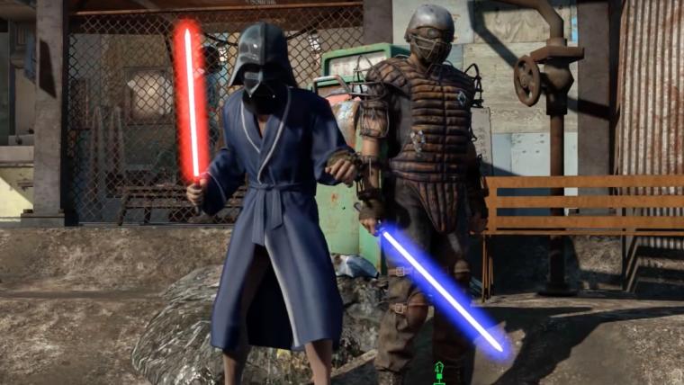 Suporte oficial para mods chega em Fallout 4 em abril