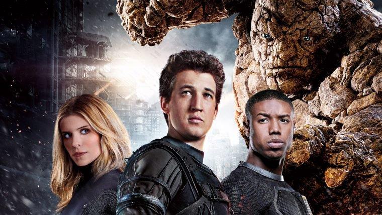 Fox exclui Quarteto Fantástico 2 do calendário de lançamentos