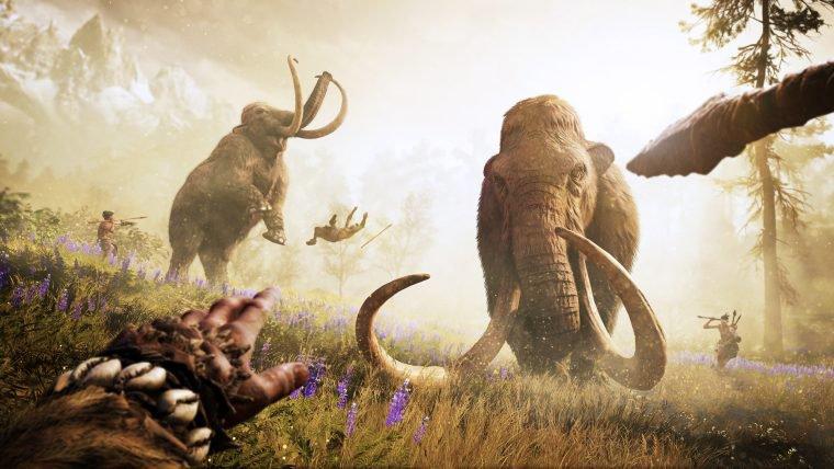 Assista ao primeiro gameplay de Far Cry Primal