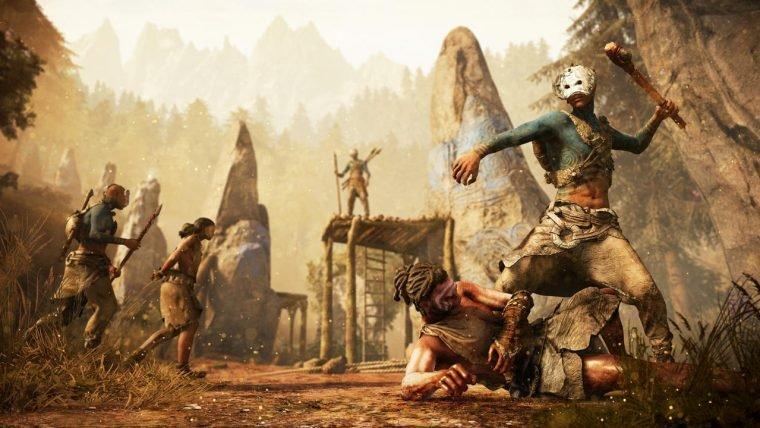 Gameplay de Far Cry Primal será divulgado semana que vem