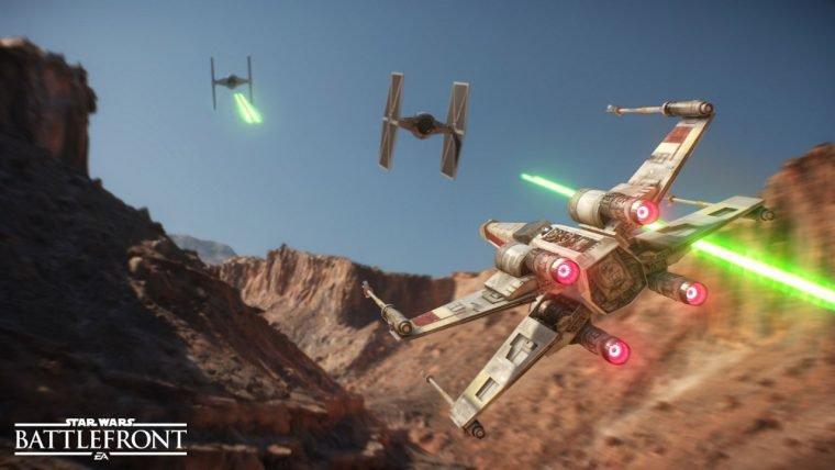 [GamesCom] Jogamos - Star Wars: Battlefront