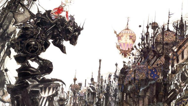 Final Fantasy VI é confirmado para PC