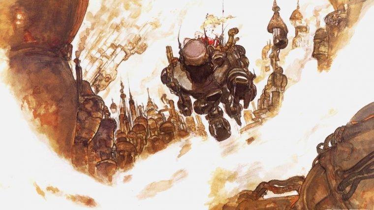 Final Fantasy VI pode estar a caminho do PC
