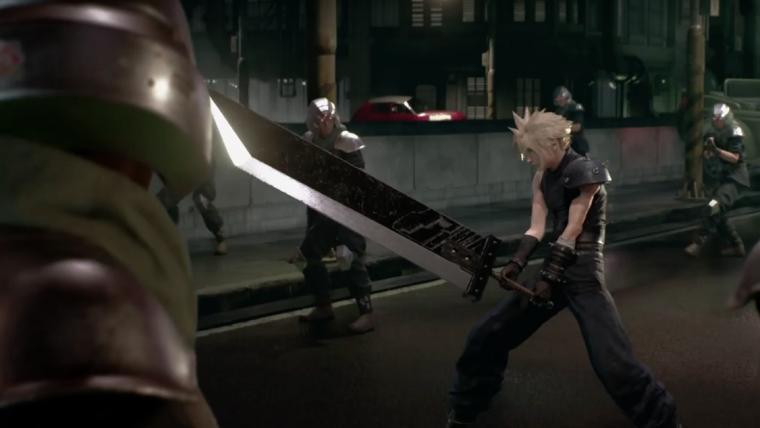 Final Fantasy VII Remake será uma