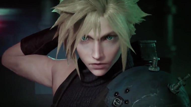 Final Fantasy VII Remake será completamente dublado