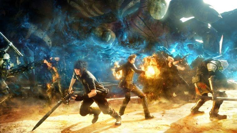 Square Enix mostrará nova demo de Final Fantasy XV na GamesCom