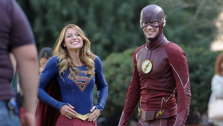 CW confirma crossover entre The Flash, Supergirl, Arrow e Legends of Tomorrow
