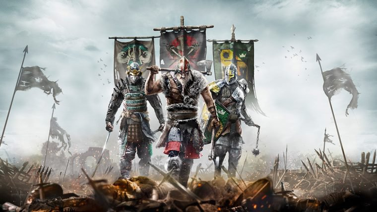 For Honor terá campanha singleplayer