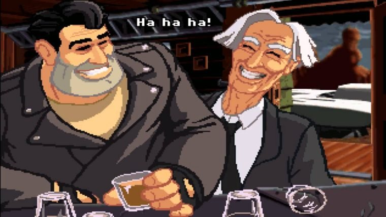 Full Throttle Remastered é anunciado