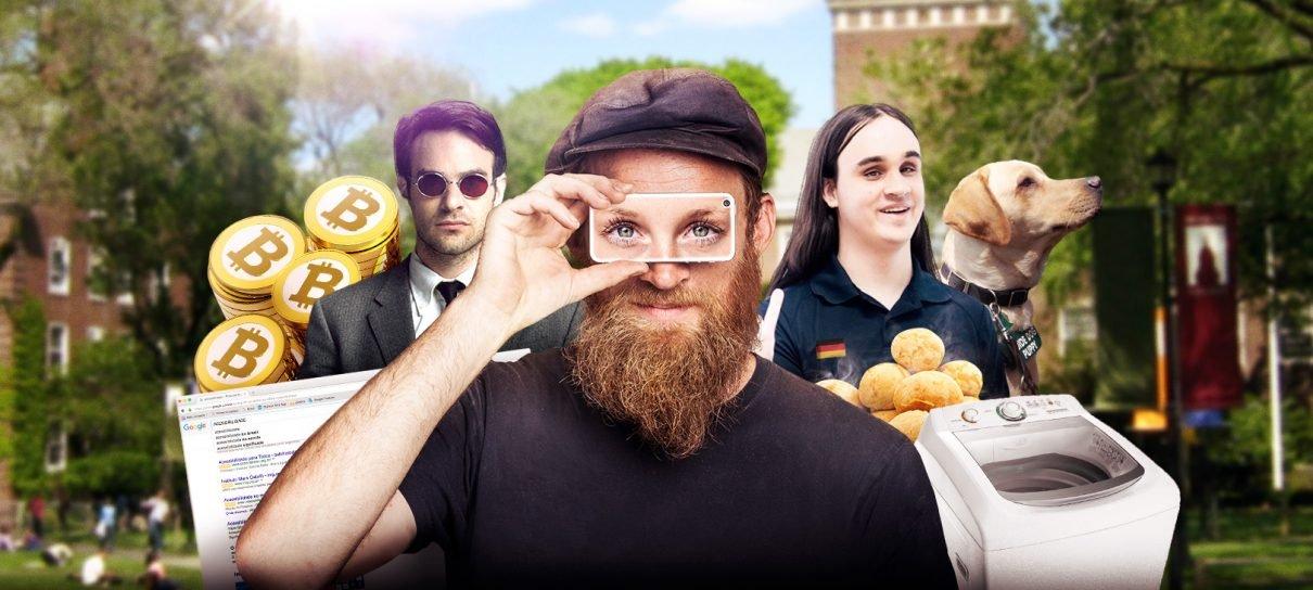Cegos, nerds e loucos 2