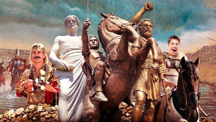 Alexandre, o grande, magno e da Macedonia