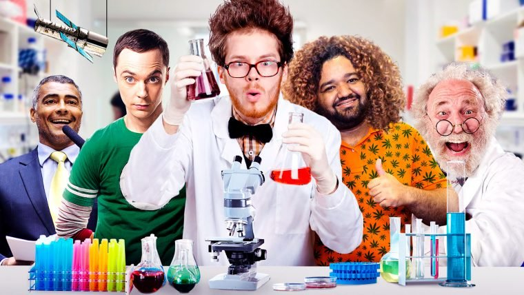 Profissão: Cientista