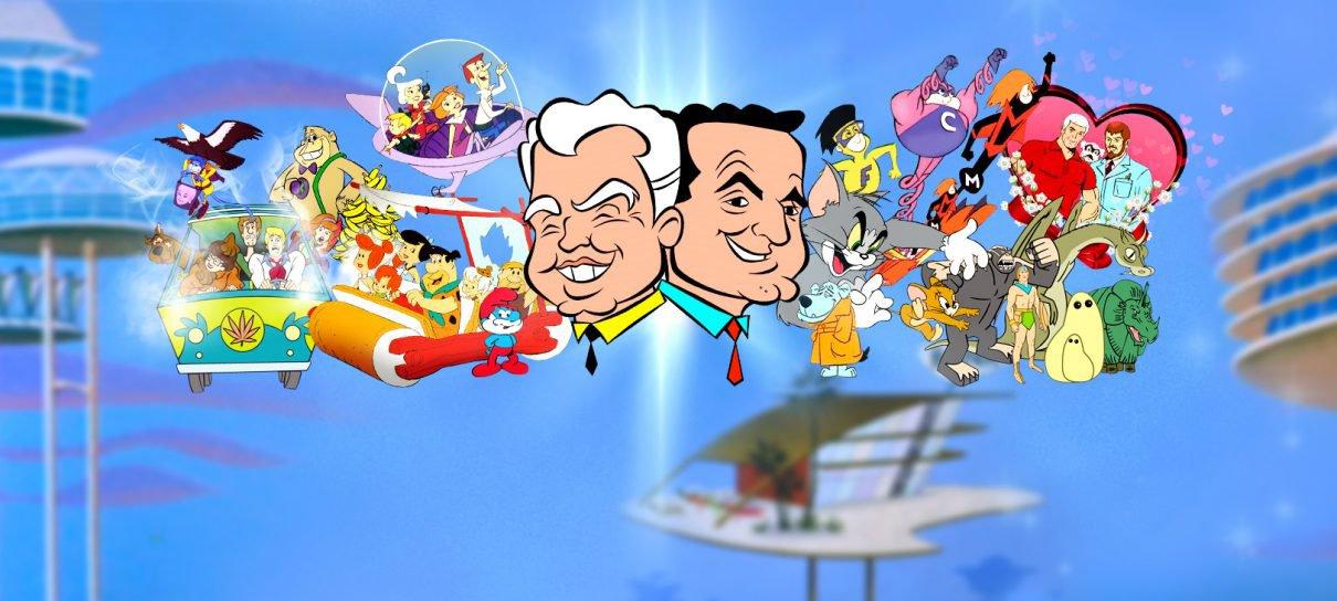 Saudades das Tias Hanna e Barbera