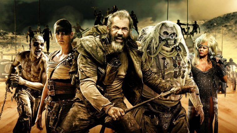 Mad Max Fury Road: Testemunhem!