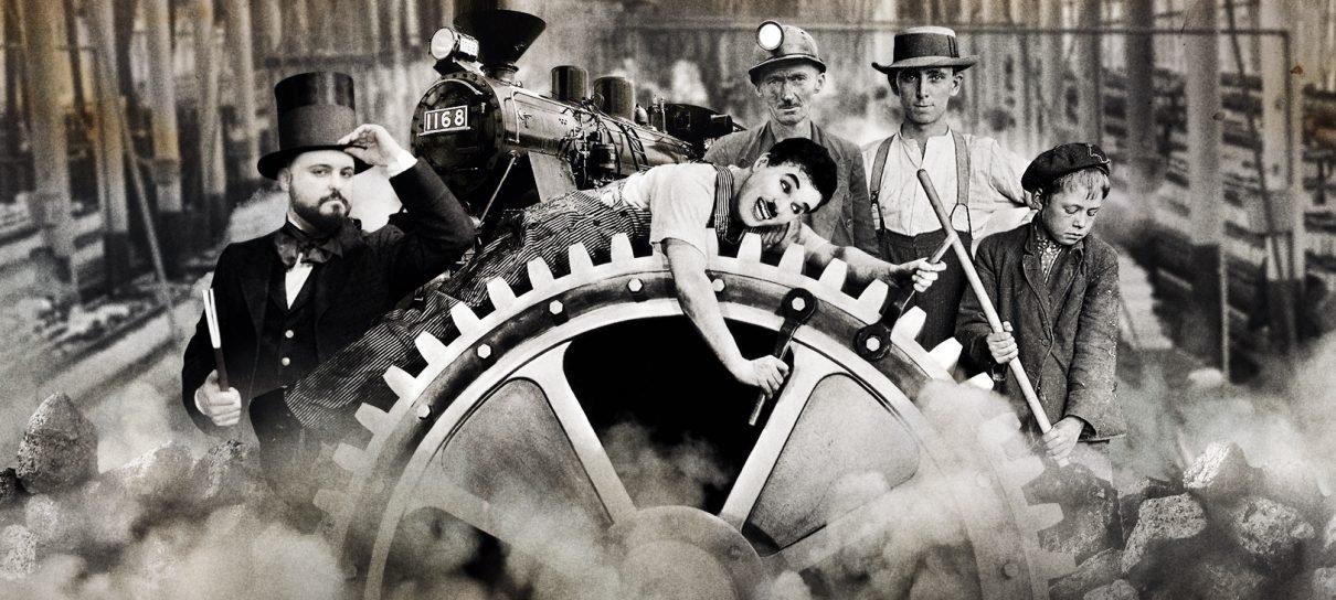 As engrenagens da Revolução industrial