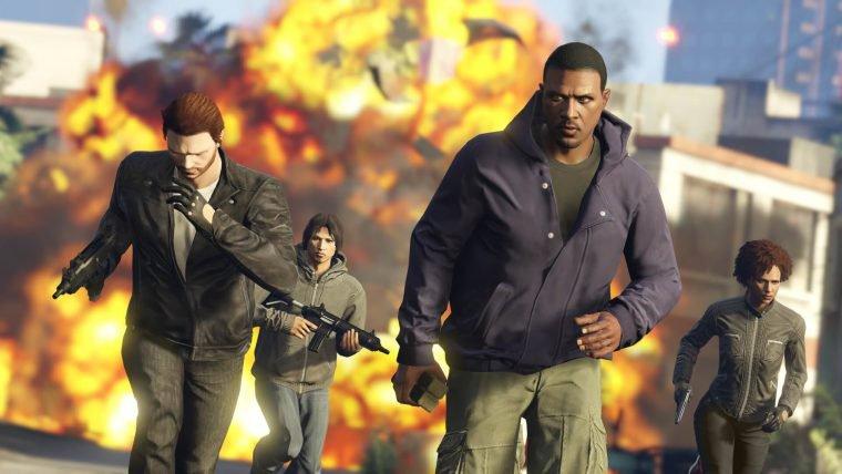 GTA V vai ganhar um novo modo multiplayer