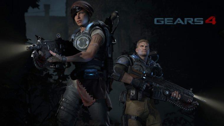 Microsoft confirma frame-rate de Gears of War 4, testou versão para PC