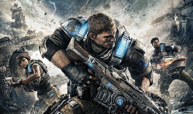 E3 2016 | Gears of War 4 entra em ação com novo vídeo gameplay