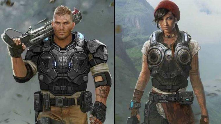 Gears of War 4 terá coop local, filho de Marcus Fenix é o protagonista