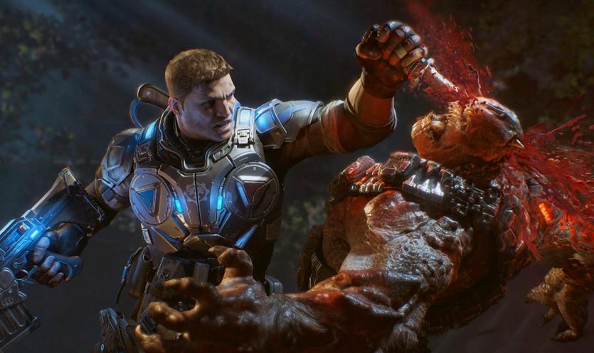 Gears of War 4 ganha novo trailer com a família Fenix