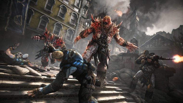 Trailer mostra o multiplayer de Gears of War 4
