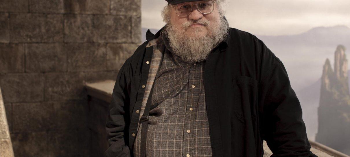 Game of Thrones | George R.R. Martin vai focar no próximo livro