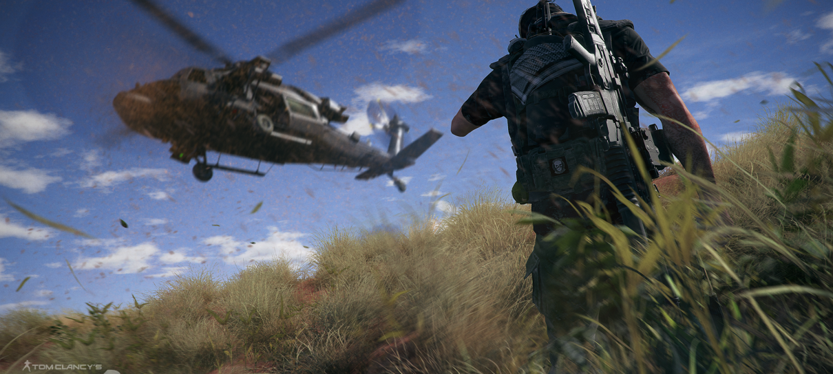 E3 2016 | Ubisoft divulga novos trailers Ghost Recon Wildlands