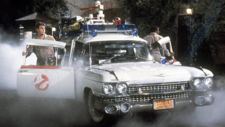 Diretor do novo Caça-Fantasmas mostra o carro que será usado no filme