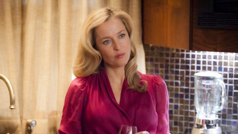 Gillian Anderson entra para o elenco de Deuses Americanos