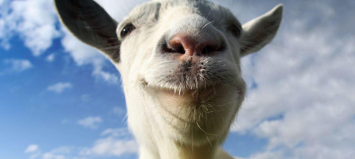 Goat Simulator e The Crew estarão de graça na Xbox Live em junho
