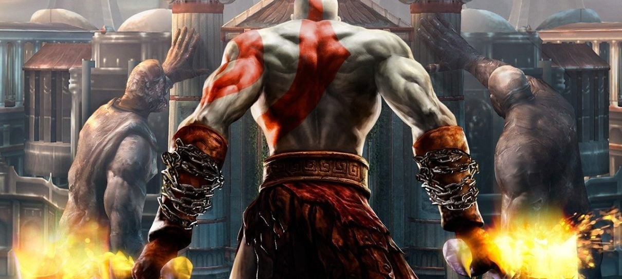 Desenvolvedora de God of War lança teasers misteriosos na internet