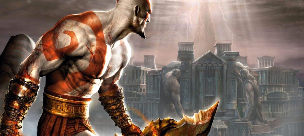 God of War 4 pode ser baseado na mitologia nórdica