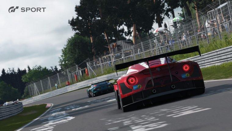 Gran Turismo Sport vai sacrificar clima dinâmico para garantir 60fps