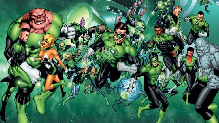 [SDCC] O reboot de Lanterna Verde será chamado Green Lantern Corps. e já tem data para estrear