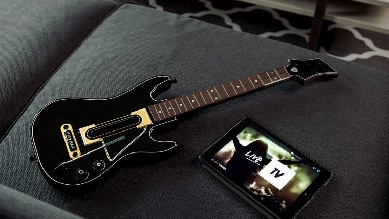 Guitar Hero Live, Skylanders e Geometry Wars serão lançados na Apple TV