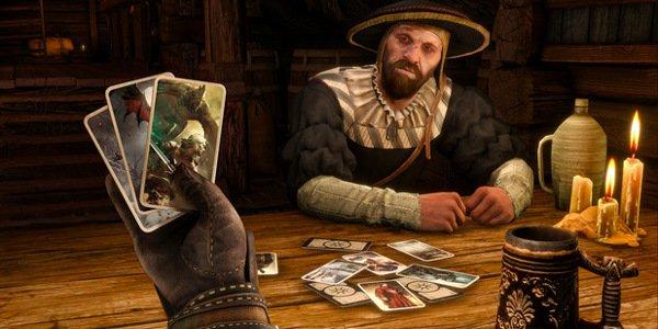 The Witcher   Minigame de cartas Gwent pode ganhar jogo próprio