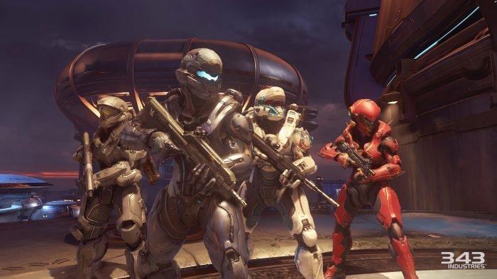 Halo 5 Osiris
