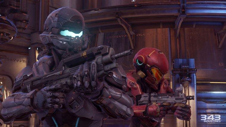 Halo 5 e NBA 2K16 lideram vendas de jogos em outubro nos EUA