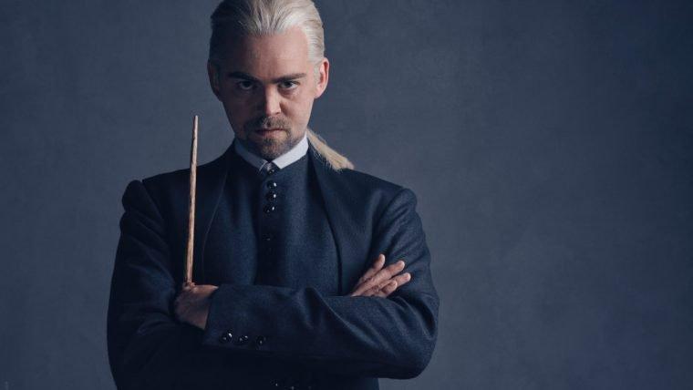 Harry Potter and The Cursed Child | Draco Malfoy aparece em novas fotos